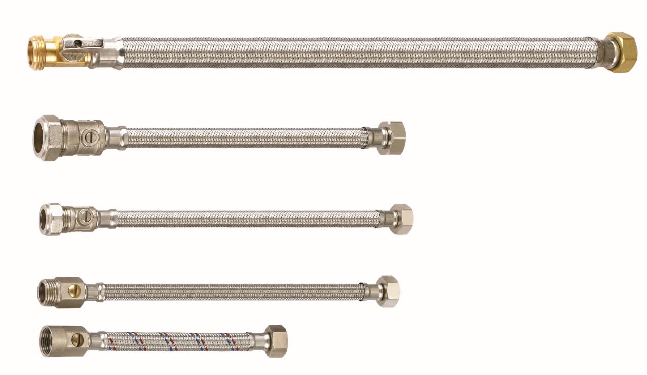 不锈钢编织软管 HFO-003